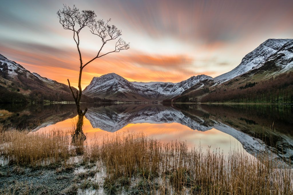 Christmas and Winter in  The Lake District