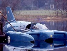 BLUEBIRD IS COMING HOME TO CONISTON