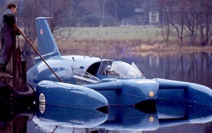 K7 BLUEBIRD